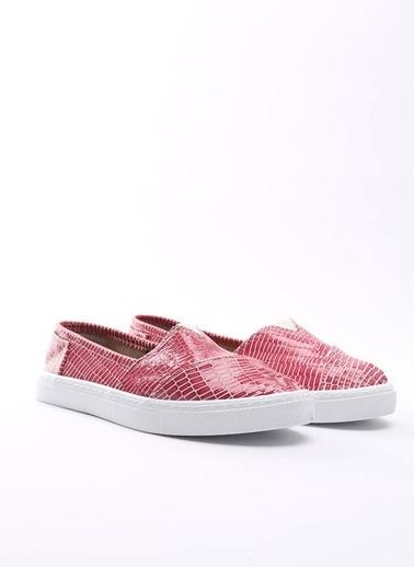 19V69 Italia Ayakkabı Fuşya